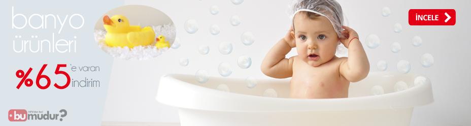 Bebek Şampuanı ve Sabun İndirimleri