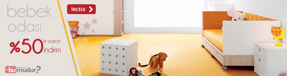 BeBek Odası Mobilyası İndirimleri