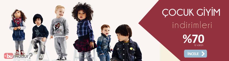 Çocuk Giyim İndirimleri - Kategori