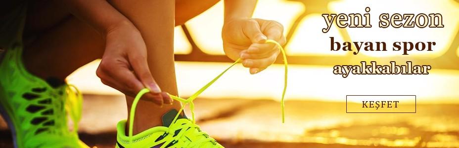 yeni sezon bayan spor ayakkabı modelleri